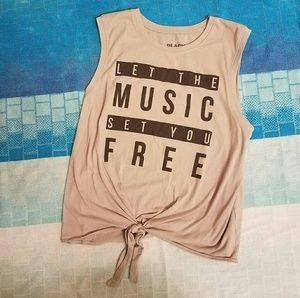 "Black Matter ""Let The Music Set You Free"" T-shirt"